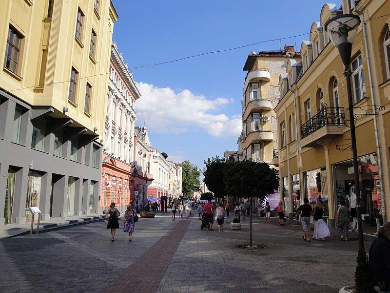 Пловдив ПОЧЕРНЯ! Жестока ТРАГЕДИЯ се случи в центъра на града!!! Вижте каква!