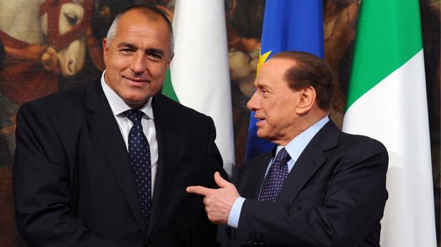 Шокиращо! Бойко ОТКАЗА на Берлускони!