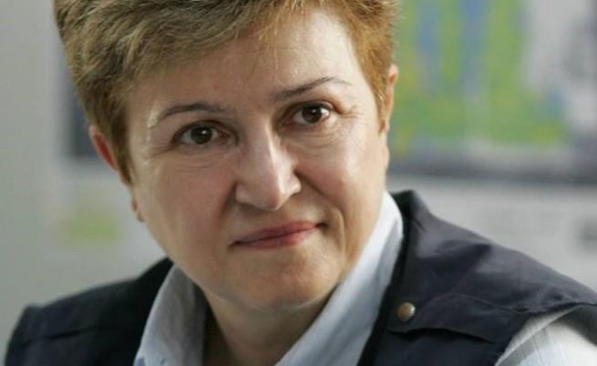 Изненада! Кристалина Георгиева ще отговаря за бюджета на ЕК!!!