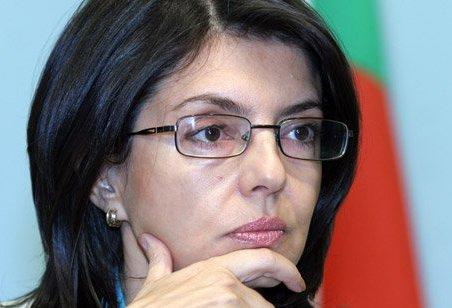 Скандално! Меглена Кунева хваната в измама!