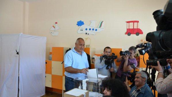 Вижте какво каза Бойко Борисов за парламентарните избори!
